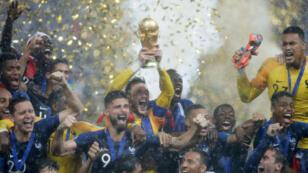 Les Bleus sont champions du monde !
