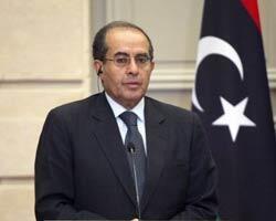 Mahmoud Jibril, numéro deux du CNT.