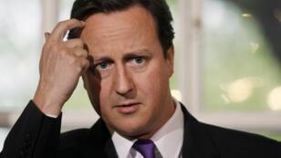 David Cameron se rend ce jeudi aux Pays-Bas puis en France pour défendre son projet de réforme de l'UE.