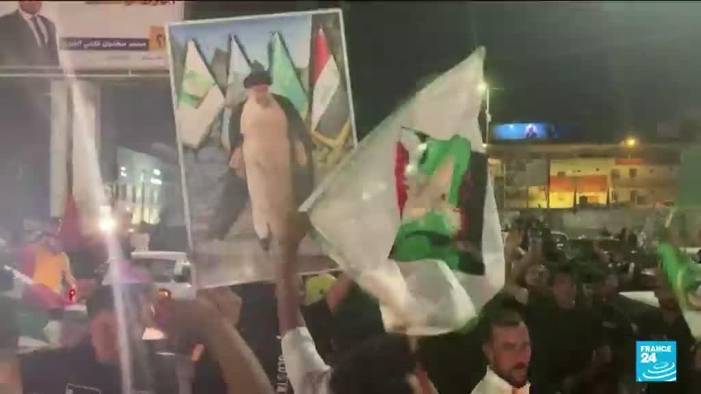 2021-10-12 12:06 Législatives en Irak : avantage au courant du leader chiite Moqtada al-Sadr