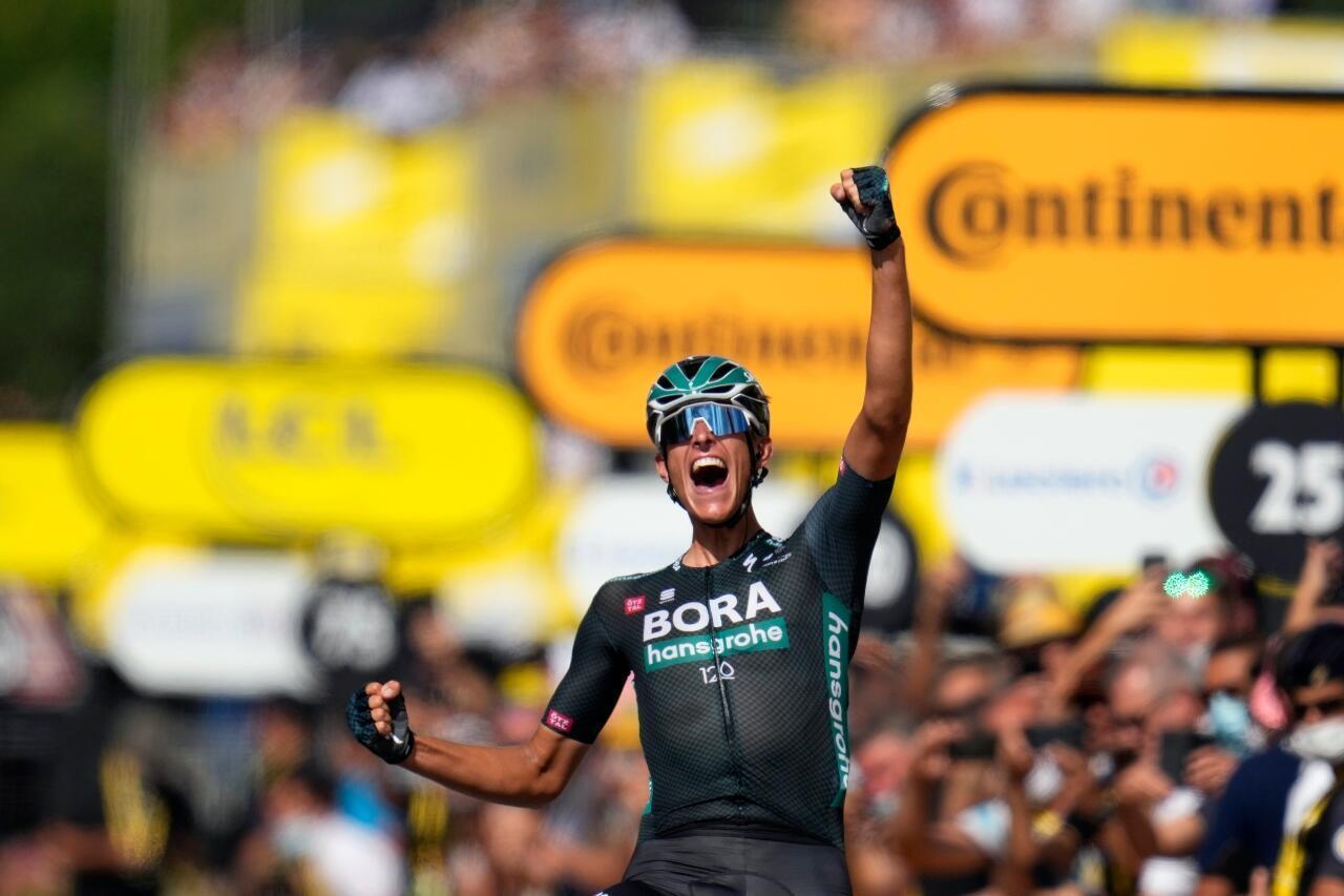 Tour de France Politt stage 12