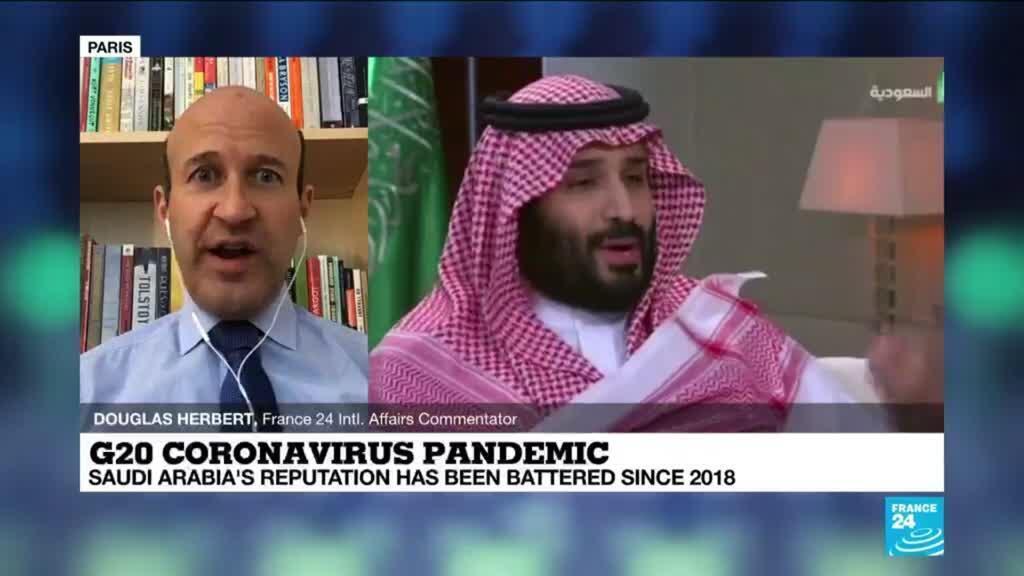 2020-11-20 15:11 Covid deals blow to Saudi Arabia's G20 summit ambitions