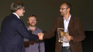 Sébastien Daycard-Heid, le lauréat du Visa d'Or du webdocumentaire
