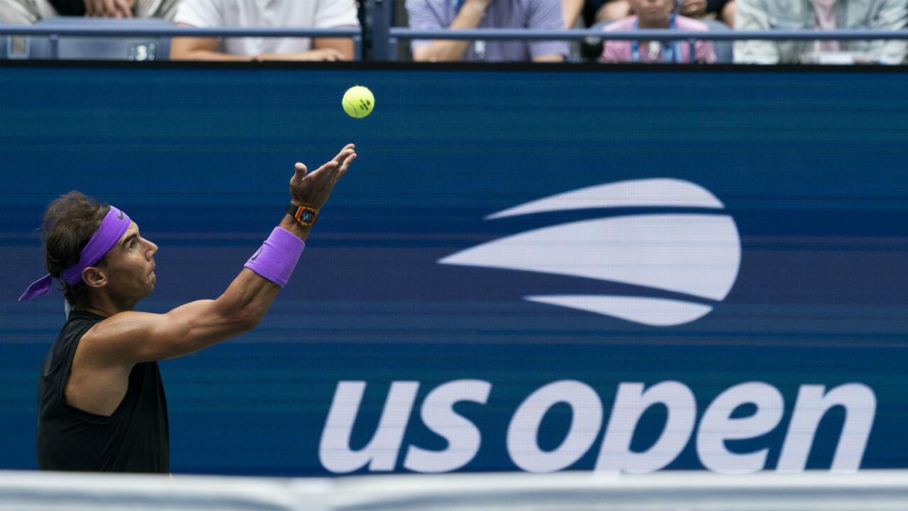 Nadal US Open