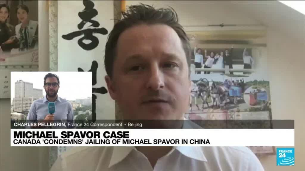 2021-08-11 09:04 Michael Spavor: Canadian jailed for 11 years in China on spying charges