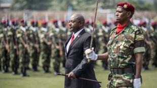 L'actuel président du Burundi, Pierre Nkurunziza, est candidat à sa réélection pour la présidentielle fixée au 21 juillet.