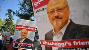 Jamal Khashoggi was murdered on October 2, 2018 in the Saudi consulate in Istanbul by a team of agents sent from Saudi Arabia
