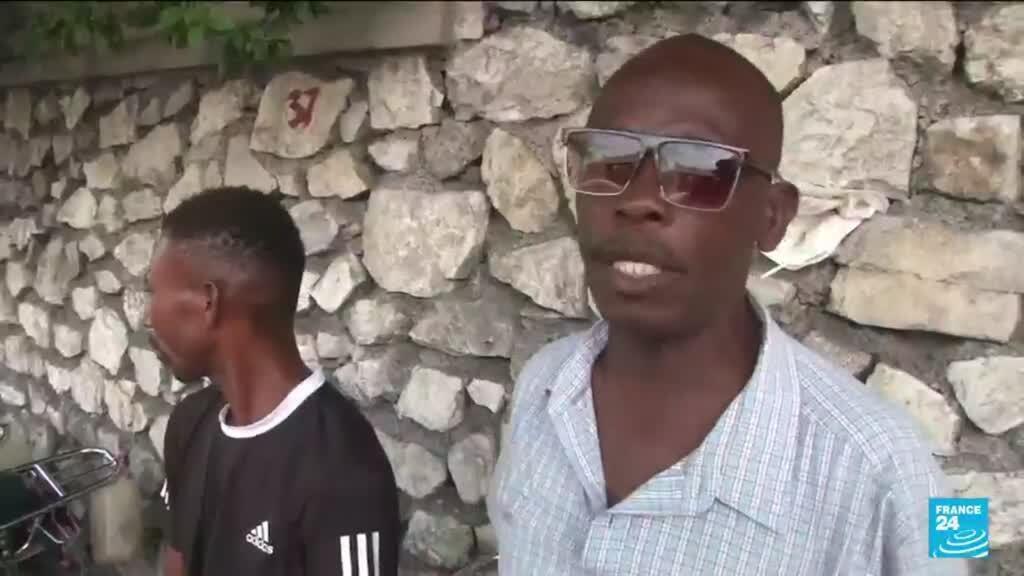 2021-10-18 10:01 Haïti : une quinzaine de missionnaires américains enlevés samedi par un gang