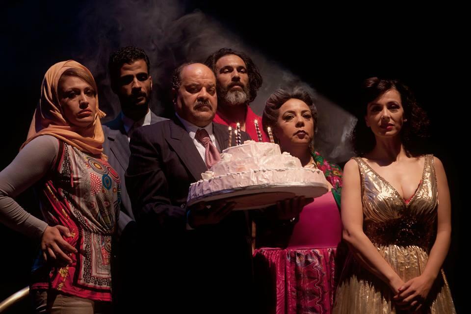 مسرحية برج الوصيف التي ستقدم خلال أيام قرطاج المسرحية 2015