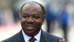 Ali Bongo Odimba a été élu à la tête du Gabon à la mort de son père en 2009.