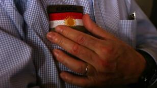 Les Kurdes irakiens soutiennent majoritairement l'idée d'indépendance.