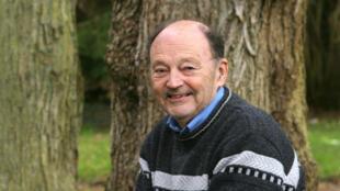L'écrivain Michel Tournier, photographié en 2005.
