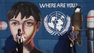 Grafiti-Bagdad-protestas-f24