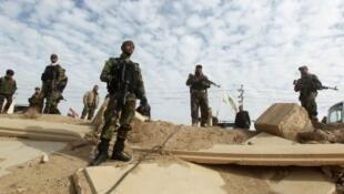 مسلحون شيعة في العراق