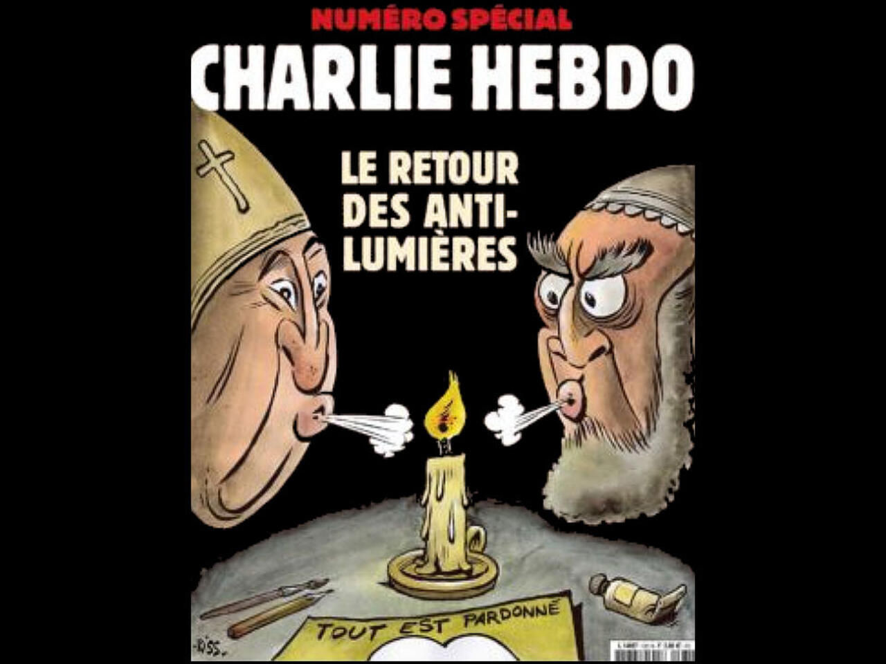 Four Years After Charlie Hebdo Attacks Satirists Bemoan The Loss Of Reason