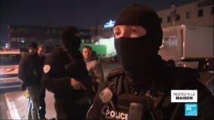 2020-04-02 16:03 Coronavirus en France : Des livraisons de masques sous haute surveillance