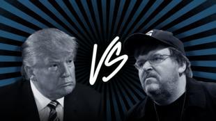 Donald Trump VS Michael Moore, round 12 814.