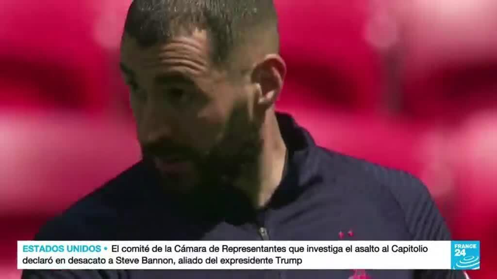 2021-10-20 19:12 Karim Benzema no se presentó al juicio que cursa en su contra en un caso de intento de chantaje