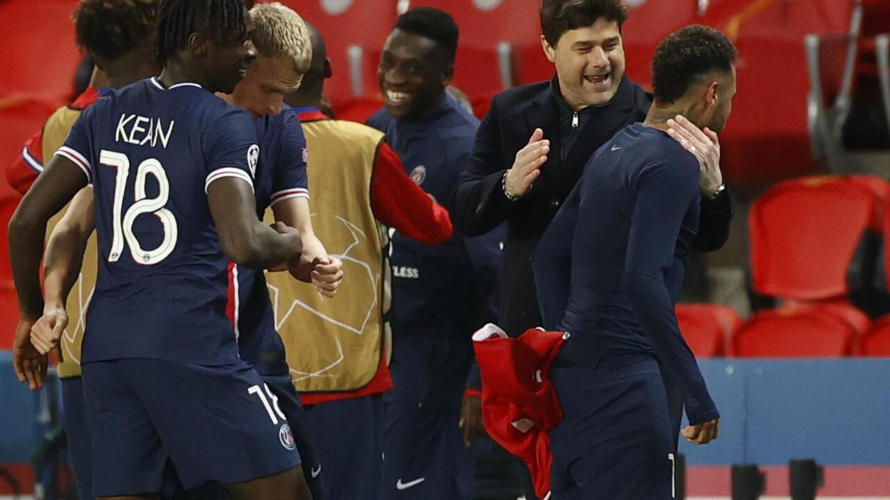 PSG reach Champions League semi-finals after beating Bayern Munich
