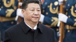 """La nouvelle """"route de la soie"""" a une importance stratégique pour le président chinois Xi Jinping."""