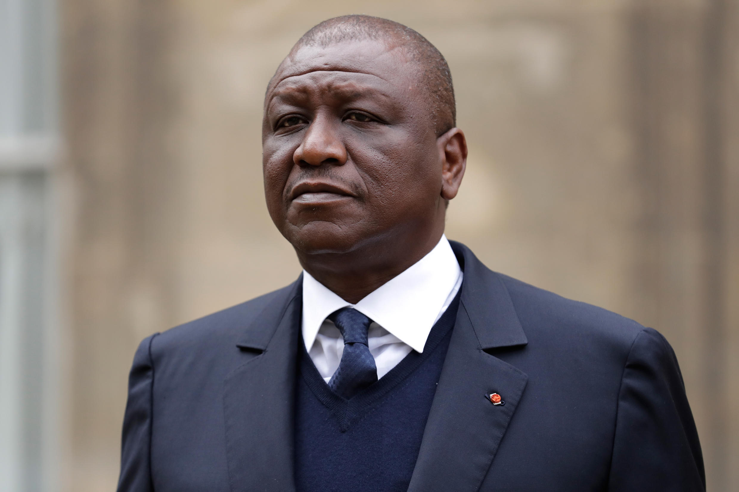 Defence Minister Hamed Bakayoko has been confirmed as Ivory Coast's premier after the sudden death of Amadou Gon Coulibaly