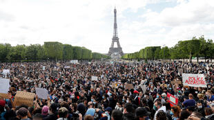 Manifestations Paris