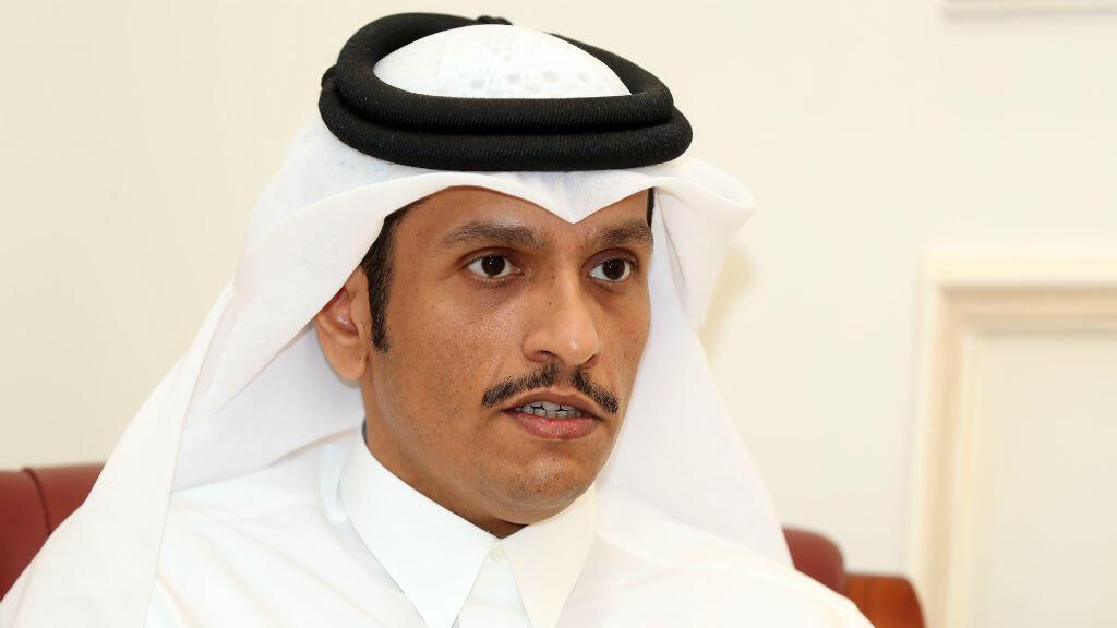 """""""Personne n'a le droit d'intervenir dans notre politique étrangère"""", a déclaré le chef de la diplomatie qatari cheikh Mohamed ben Abderrahmane Al-Thani."""