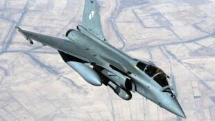 طائرة حربية فرنسية