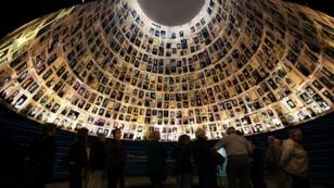 Le Mémorial de Yad Vashem à Jérusalem