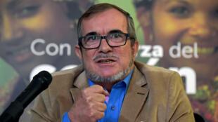 Rodrigo Londoño fue el último comandante de las FARC, la que fuera la guerrilla más poderosa de América.