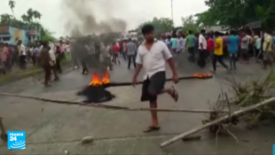 مظاهرات بعد تسجيل حالة اغتصاب جديدة في الهند تعرضت لها مراهقة