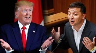 Donald Trump et Volodymyr Zelensky ont évoqué nombre de sujet en dehors de Joe Biden lors de leur entretien téléphonique.