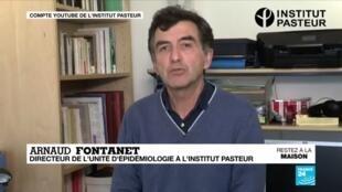 2020-04-23 14:01 L'Institut Pasteur développe deux tests contre le coronavirus