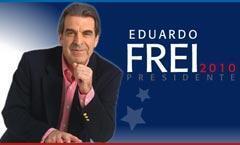 Former Chilean President Eduardo Frei