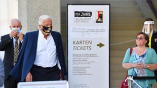 The prestigious Salzburg Festival is going ahead this year, despite the coronavirus pandemic