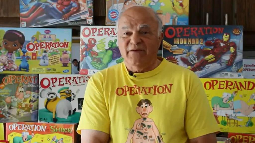 John Spinello, l'inventeur du Docteur Maboul
