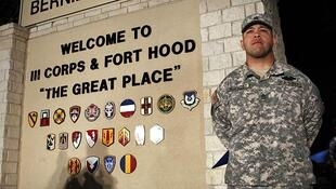 Le camp militaire de Fort Hood, au Texas