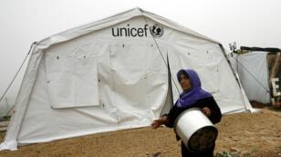 Selon le gouvernement libanais, 1,5 million de réfugiés syriens sont présents au Liban.