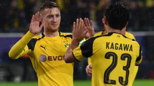 Le Borussia Dortmund a signé une victoire historique face au Legia Varsovie (8-4).