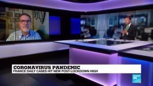 2020-08-21 17:09 With coronavirus resurgent, is it safe to return to school?