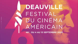 Deauville Festival poster 2020