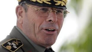 Le général Rachid Ammar, en mai 2012