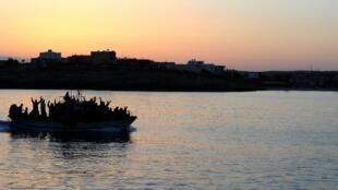 1005 Lampedusa