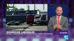 Economía Puerto de Santos