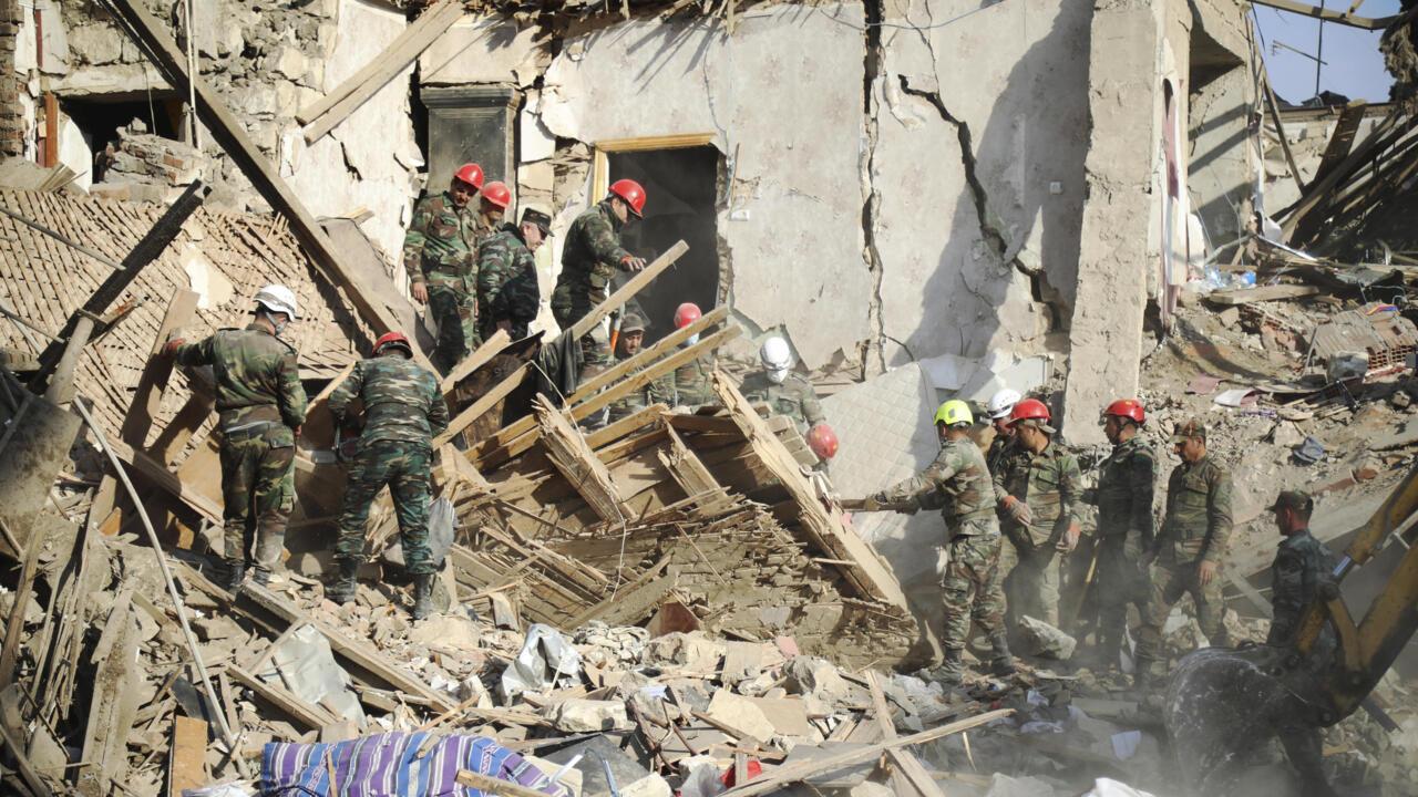 Fresh clashes threaten humanitarian ceasefire in Nagorno-Karabakh