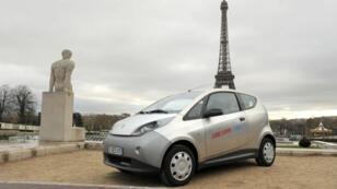 Le service Autolib' avait été lancé fin 2011 dans Paris et sa banlieue.