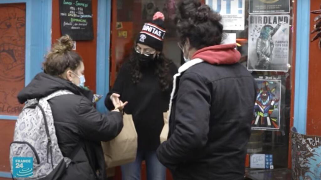 ريبورتاج: المطاعم الفرنسية تتحول لبيع أطباقها عبر الطلبات الخارجية خشية الإفلاس بسبب إجراءات الحجر