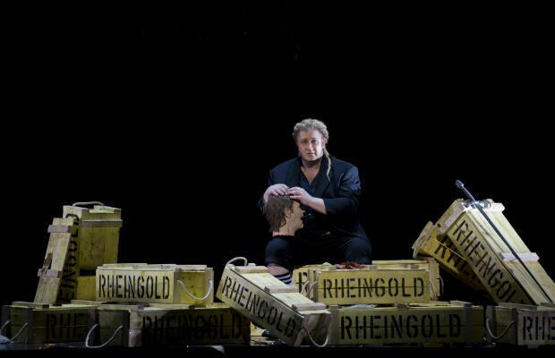 """Torsten Kerl dans """"Siegfried""""."""
