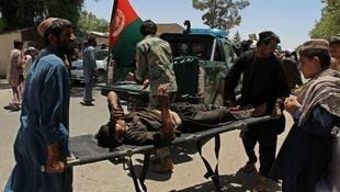 La capitale afghane est frappée, depuis début 2018, par une série d'attaques terroristes.