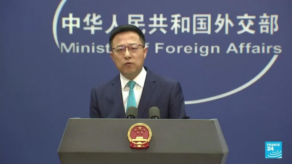 """2021-09-09 22:04 """"Estados Unidos oculta su responsabilidad en el caos actual de Afganistán"""": China"""